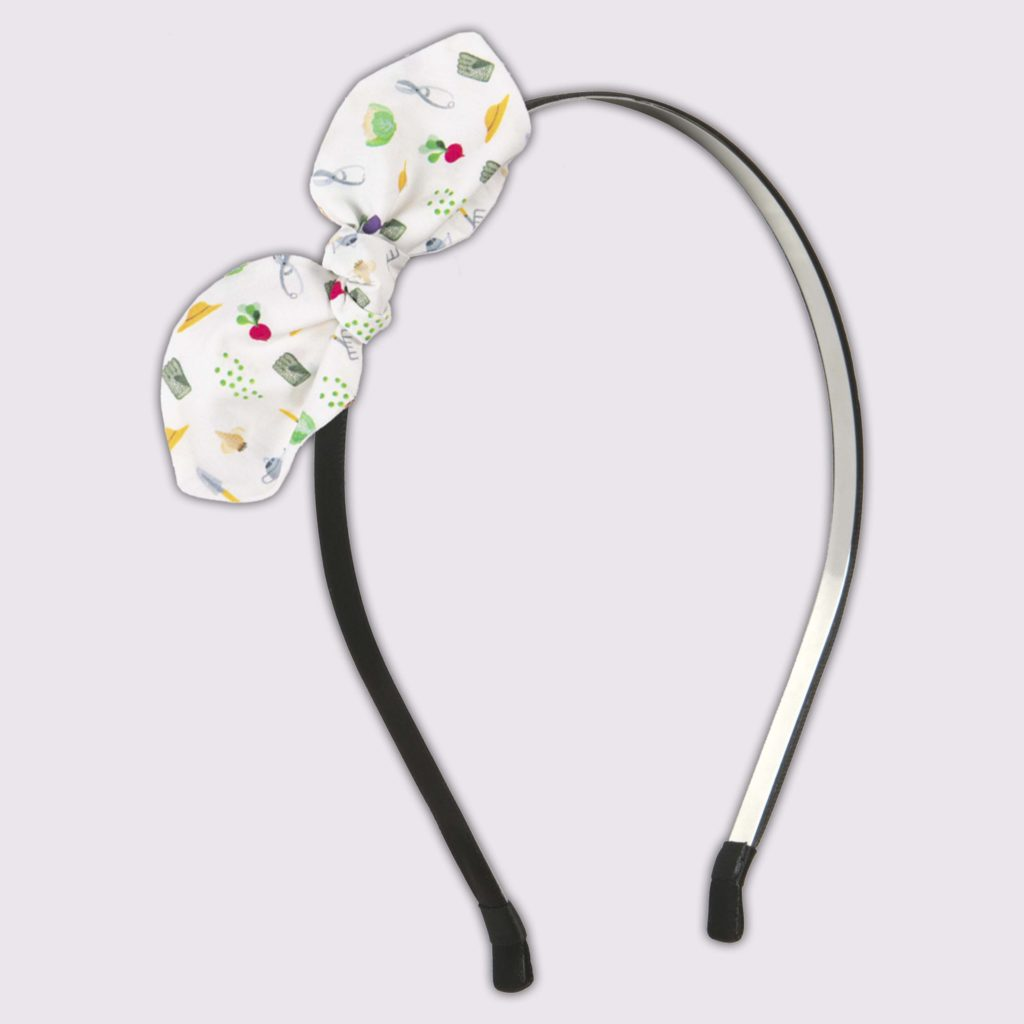 LaGalette - Bow headband - CA007—49