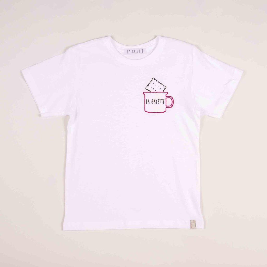 LaGalette - T-shirt - DF104—01